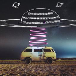 alien interesting sky doodle drawing ufo galaxy freetoedit