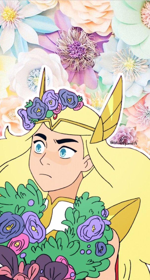 Iphone Flower Cartoon Wallpaper Cartoon Gallery 2019