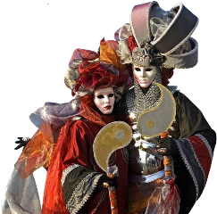 masked people carnaval masquerade terrieasterly freetoedit