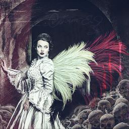 freetoedit dark angel darkangel underworld srccarnavalwings