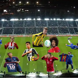 freetoedit footballplayers football footballclubs footballstadium