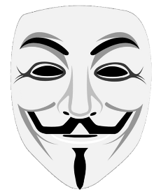 anonymous mask antifaz face moodboard ftestickers