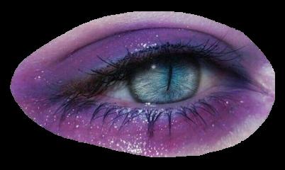 niche purple polyvore eye freetoedit