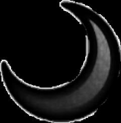 moon black sky karga backgrounds freetoedit