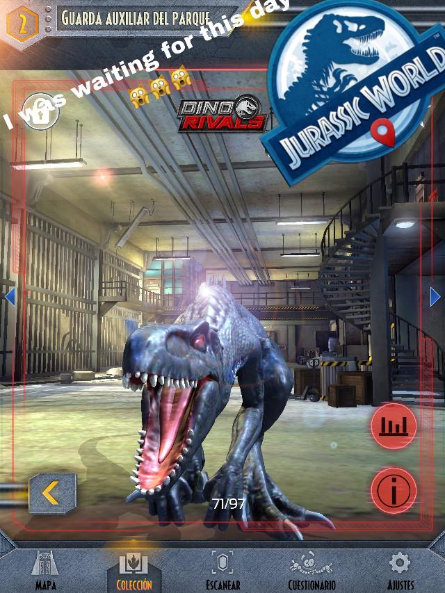 #indoraptor wowwwww