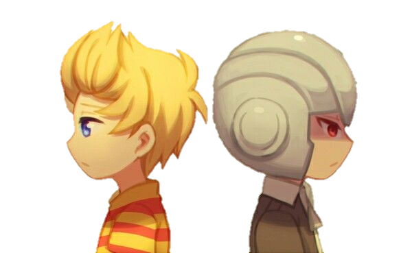 earthbound lucas maskedman mother mother3 nintendo sunf