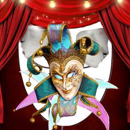 freetoedit mascaras circus ircmardigras mardigras