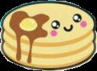 scpancakes pancakes kawaii freetoedit
