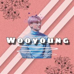 freetoedit ateez wooyoung san mingi