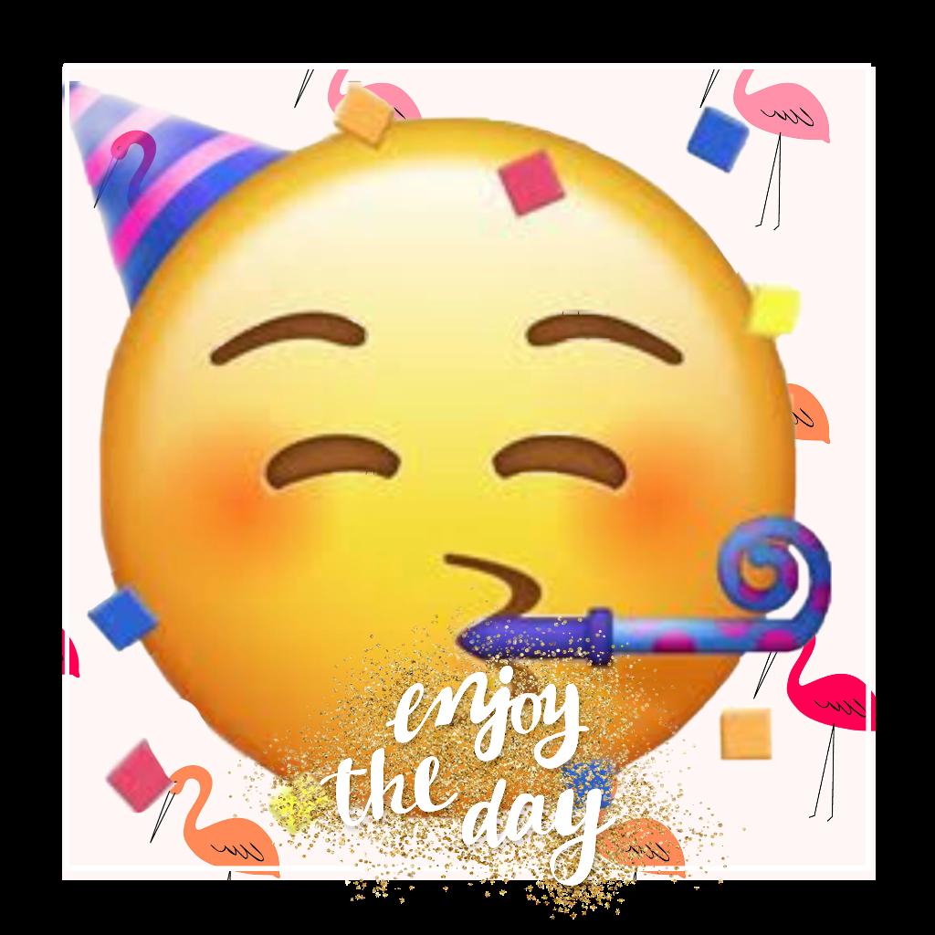 Emoji Birthdaywishes Freetoedit