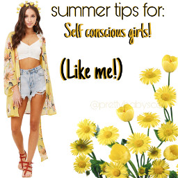 outfit summer yellow aesthetic moodboard freetoedit