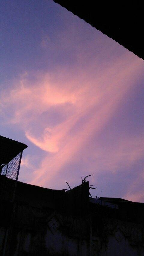 26 Gambar Langit Senja Aesthetic Cari Gambar Keren Hd
