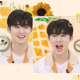 kpop kpopedit korean koreanedit yg ikon ikonedit ikonbi bi hanbin kimhanbin biedit hanbinedit kimhanbinedit yellow honey