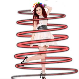 freetoedit arianagrande spiral