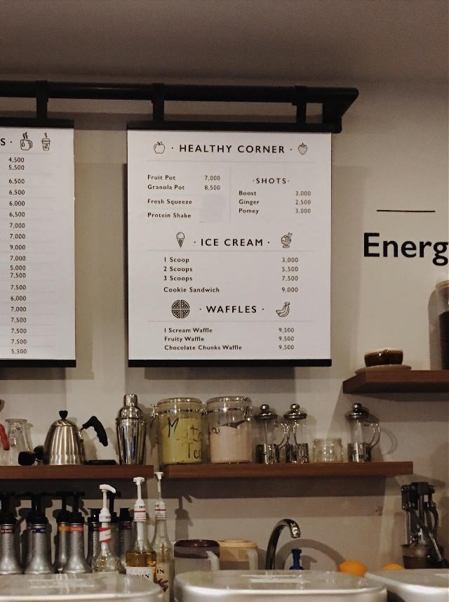 My afternoon ✨ #coffee #shop #cafe #coffeebreak