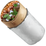 food emoji burrito wrap freetoedit
