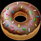 doughnut donut sprinkles emoji food freetoedit