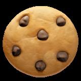 chocolatechip cookie biscuit food emoji freetoedit