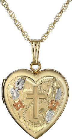 necklace cross jesus christian religion freetoedit