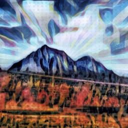 mountainviews highplains oldphoto