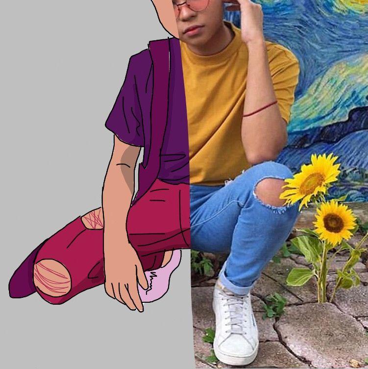 #cartoon #cartoonizer #draw #colour #coloursplash #freetoedit #animation #drawing #art #artist #fashion #interesting #fashionreadyremix