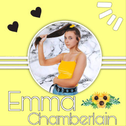 stickkkkerssss contest emmachambie yellow