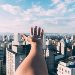 freetoedit raise reachout hands picart
