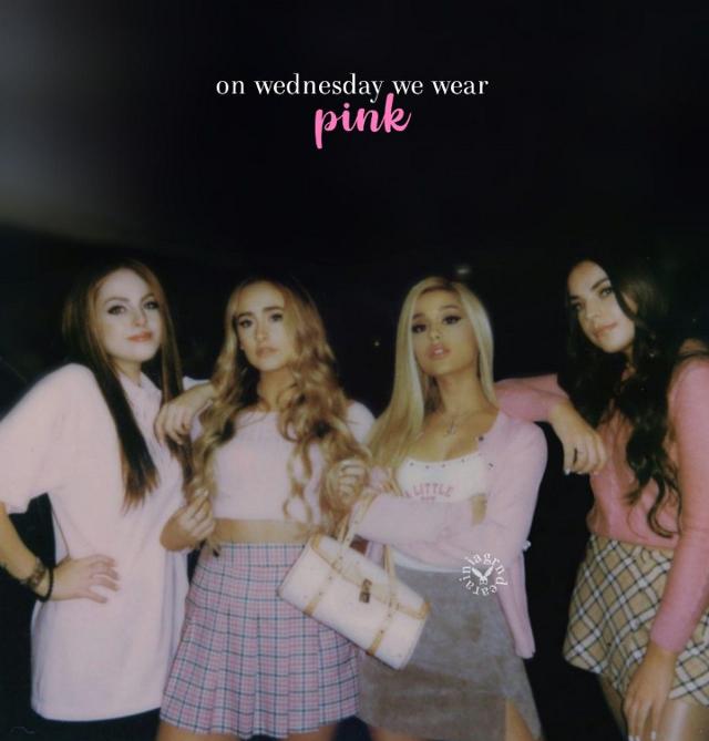 Did you were pink today 🌸)#arianagrande #ariana #ari #arianator #pink #aesthetics #aesthetictumblr  #freetoedit