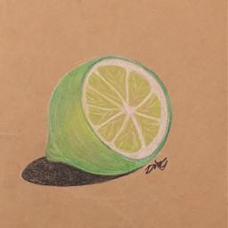 lime mydrawing