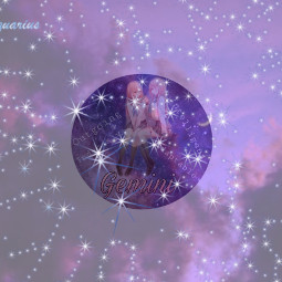 freetoedit zodiac zodiacsignstickers gemini geminis