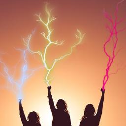 freetoedit girl girlpower power rain ircgirlpower