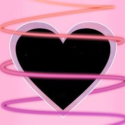 freetoedit heart cool pink love