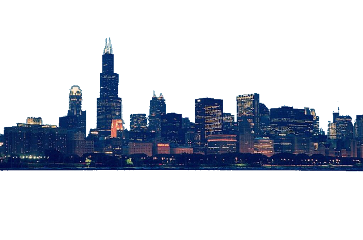 skyline cityskyline chicago freetoedit
