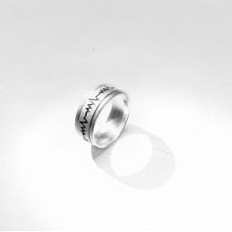freetoedit blackandwhite ring loveyou