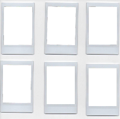 frame polaroid freetoedit