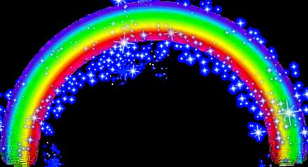 stpatricksday rainbow shamrock lucky leprechaun freetoedit