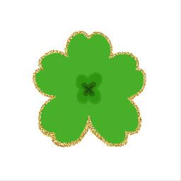 freetoedit stpatricksday lucky clover green