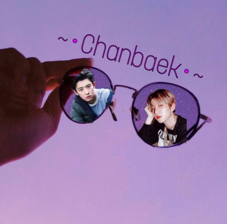 Chanbaek is the frickin best