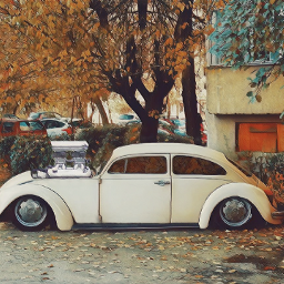 hotrod custom car vw freetoedit