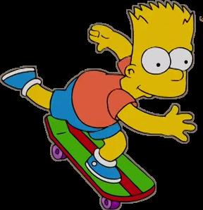 #bart #bartsimpson #simpsons #skateboard ,#skateboarding #teen #cool