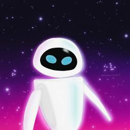 dcrobots walle robot creativity colorpaint