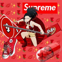 freetoedit anime animegirl myheroacademia myheroacademiaedit