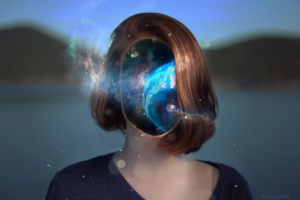Unknown🌌 #freetoedit #galaxy #madewithpicsart #editedbyme