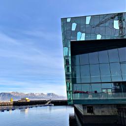 pcwaterday waterday freetoedit reykjavik ocean pcmajesticmountains pcwaterislife