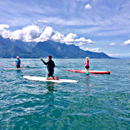 pcwaterday waterday freetoedit sup paddle