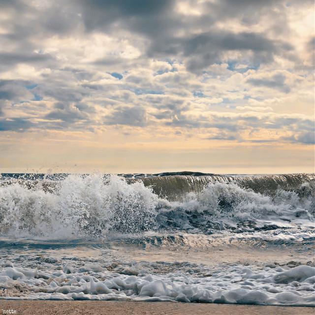 #freetoedit #thesea #atlanticocean #sunrise #myoriginalphoto