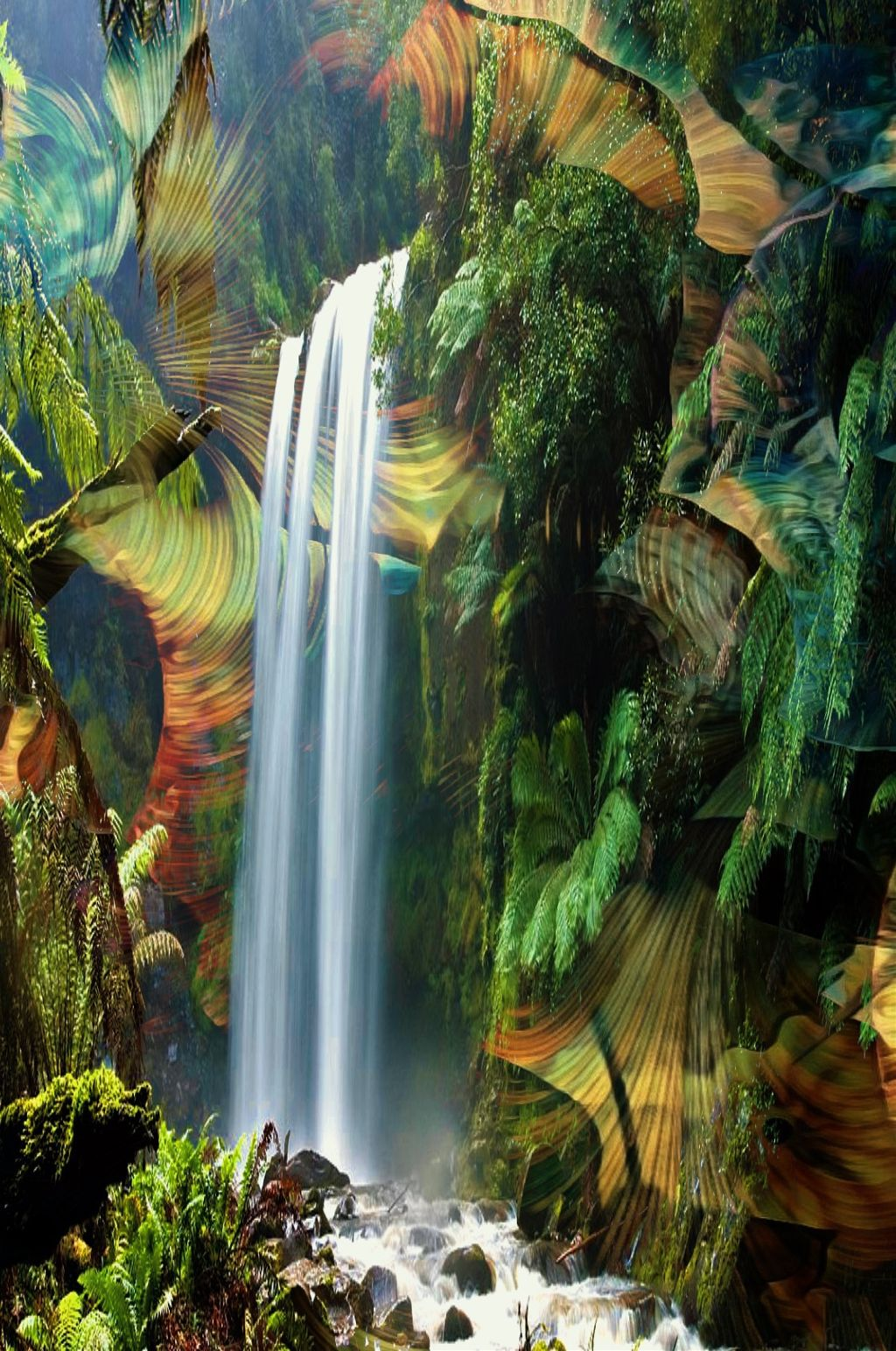 Mystic Moments                                                             #remix #freetoedit #doubleexsposure #paredit