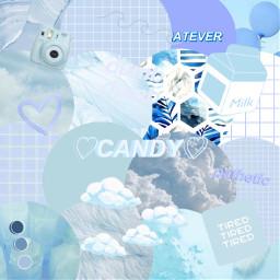 freetoedit blue aesthetic blueaesthetic bluecircle
