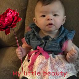 freetoedit aileen baby flower sweetie
