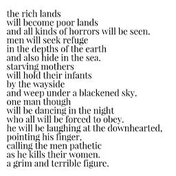 freetoedit poem endtimes apocalypse revelation scary scare